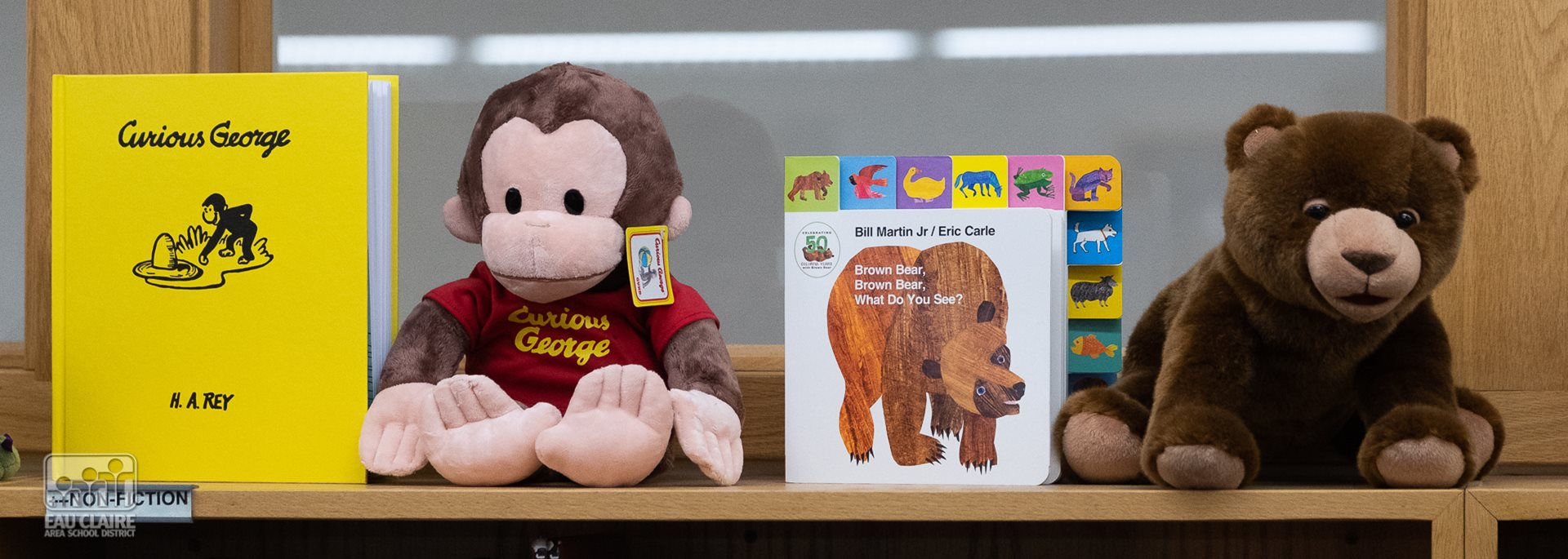 Curious George photo
